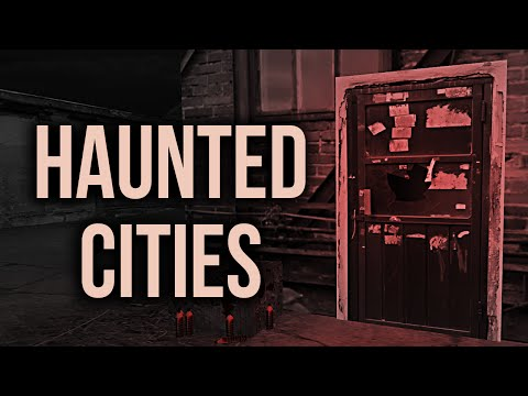 HAUNTED CITIES - LEECHBOWL / GRANDMOTHER  - Kitty HorrorShow Double Feature