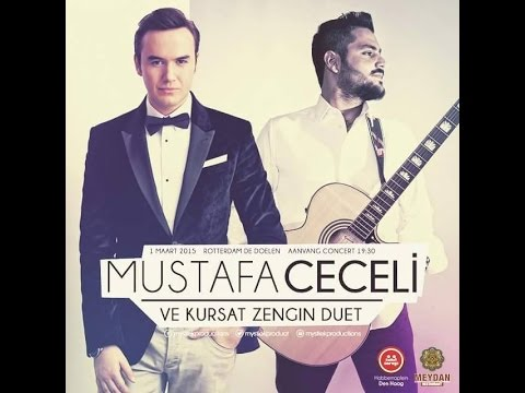 Mustafa Ceceli ve Kürşat Zengin 2015 Harika Düet ilk Burada!!!