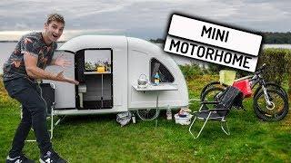 TOUR do MINI MOTORHOME PARA BICICLETA | Travel and Share | Romulo e Mirella | T4 Ep. 274