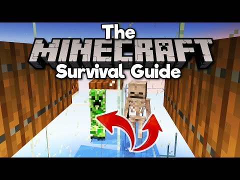 How To Build a Mob Sorter! ▫ The Minecraft Survival Guide (Tutorial Let's Play) [Part 262] thumbnail