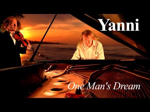 Yanni - One Man's Dream - Cover By Jesse Donovan