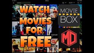 How to Watch Movies for Free -Movie Box/moviediary