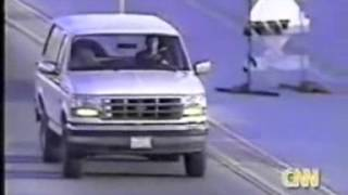 OJ Simpson Car Chase (Benny Hill Theme)