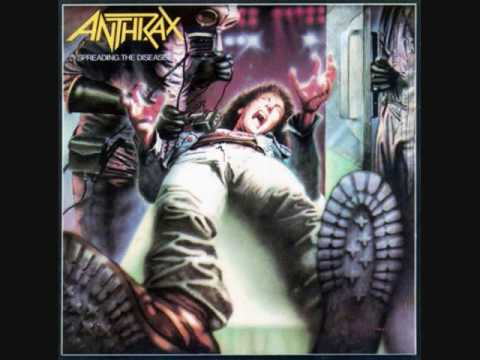 Anthrax - Medusa (Spreading the Disease)