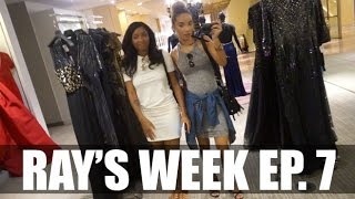 RAY'S WEEK| 7 - State Fair, Lunch with Daisha, Gross Egg!