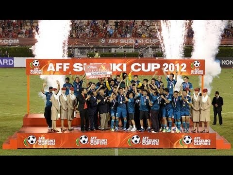 FULL MATCH: Final 2nd LEG - Thailand Vs Singapore: AFF Suzuki Cup 2012