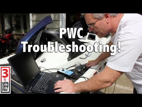How To: 4-TEC Jet Ski Troubleshooting (GTX 185 Sea-Doo Fuel Pump Repair)