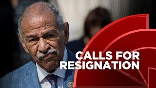 Calls For Rep. John Conyers To Resign Intensify. Should Conyers Resign?