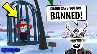 🔴 INSANE JAILBREAK SIMON SAYS LIVE! GAGNANT OBTIENT ROBUX! Roblox Jailbreak 🔴 en direct