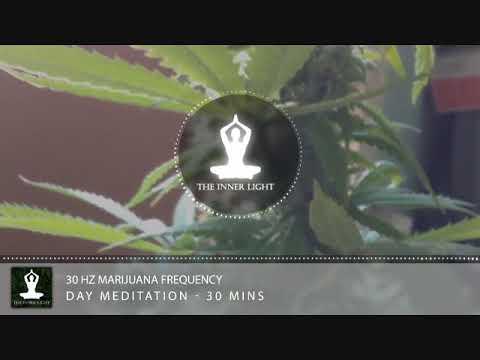 30 Hz Marijuana Frequency Music - 3D Meditation