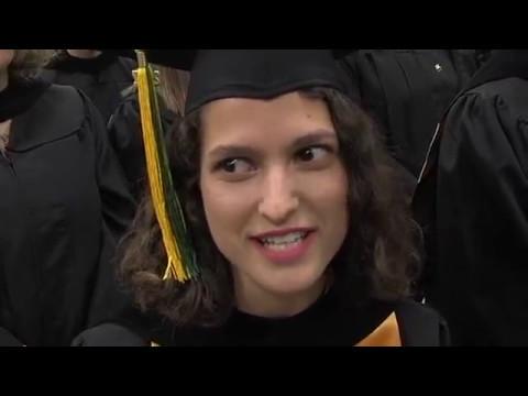Columbia-Greene Community College Graduation 2017