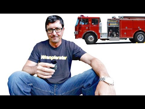 Why I Quit The Fire Department