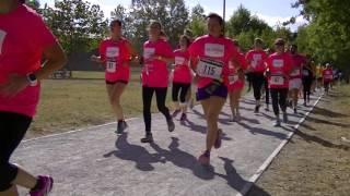"""2e Edition """"Je me ligue contre le Cancer"""" Départ course 10km"""