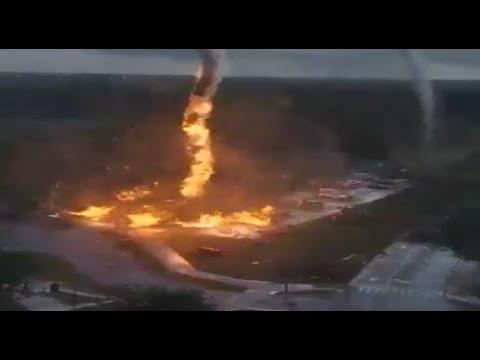 "Hurricane ""Erma"" destroys the US state of Florida - إعصار ""إرما"" المدمر يجتاح ولاية فلوريدا"