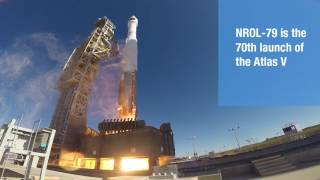 Atlas V NROL-79 Launch Highlights
