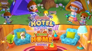 Sweet Home Stories | Vacation Hotel Stories Mix #2 (Android Gamepla...