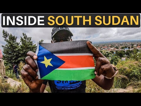 INSIDE SOUTH SUDAN (World's Newest Country)