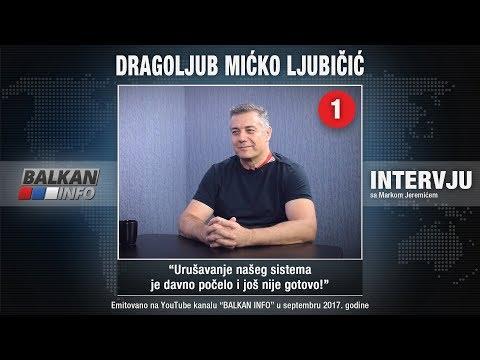 INTERVJU: Mićko Ljubičić - Urušavanje našeg sistema je davno počelo i još nije gotovo! (19.09.2017)