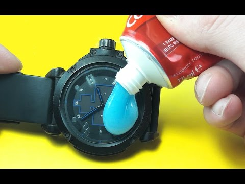 | DIY | 4 Life Hacks for Toothpaste | You Should Know