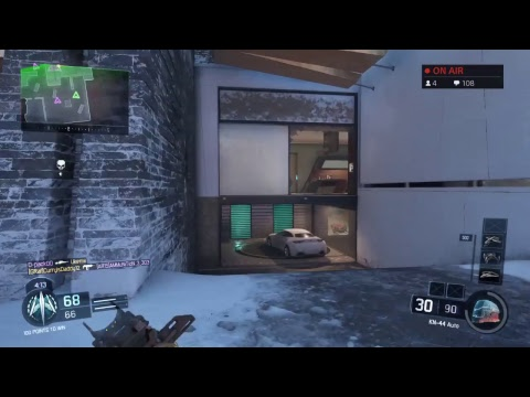 Black ops 3  *Live Stream* COME CHAT WITH THIS TRY HARD GIRL GAMER
