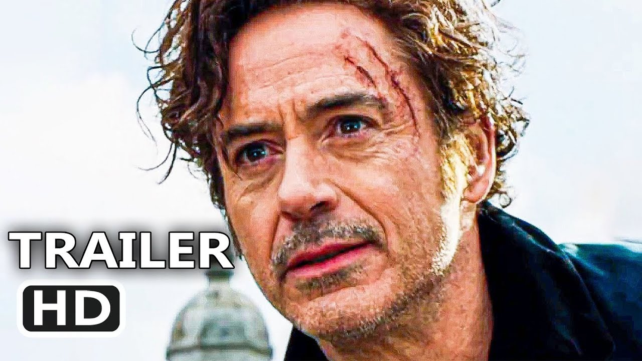 DOLITTLE Official Trailer (2020) Robert Downey Jr, Tom Holland Movie HD