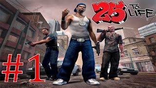 25 to Life #1 O Início Detonado