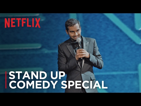 Aziz Ansari: Live at Madison Square Garden | Creepy Dudes Are Everywhere [HD] | Netflix Is A Joke