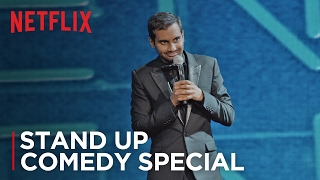 Aziz Ansari: Live at Madison Square Garden | Creepy Dudes Are Everywhere [HD] | Netflix