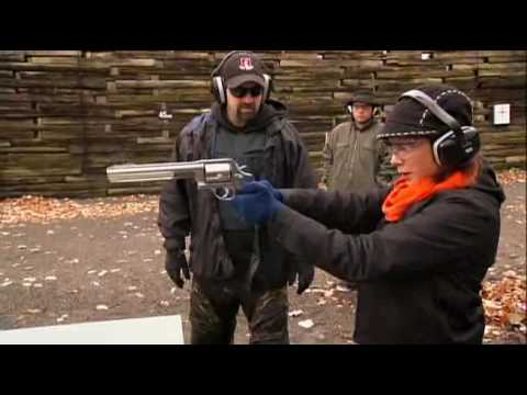 Ryan Stock & AmberLynn Test New Less Lethal Police Weapons