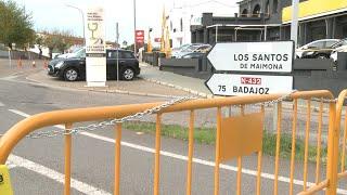 Aislamiento perimetral de Los Santos de Maimona (Badajoz)