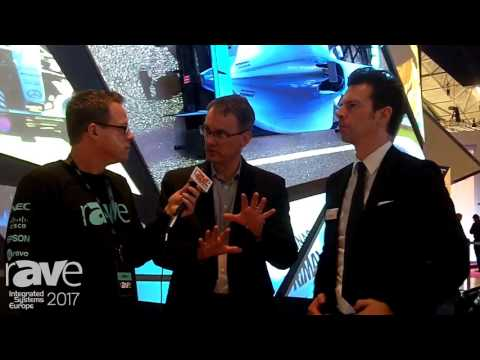 ISE 2017: Gary Kayye, Richard Miller and Neil Colquhoun Speak About Epson Projectors and Technology