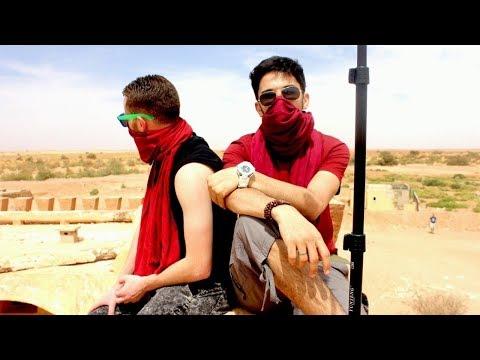 Sahara Algeria ! Tassili N'Ajjer #02 Gopro 3+ Black