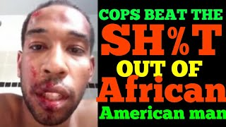 COPS BEAT THIS DUDES ASS/REACTION VIDEO/FULL VIDEO IN DISCRIPTION.