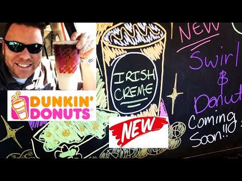 Buster - Dunkin Bringing Back Flavor A Five Year Hiatus