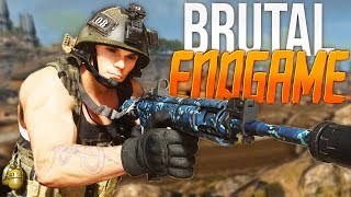 The Warzone End-Game is BRUTAL! - Modern Warfare: Warzone BR