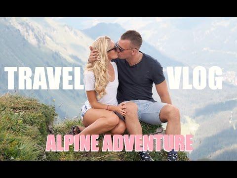 ALPINE ADVENTURE in MORZINE!   |   Fashion Mumblr Travel Vlog