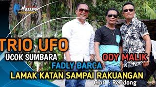 Trio Ufo || LAMAK KATAN SAMPAI RANGKUANGAN || Live Musik-Cover