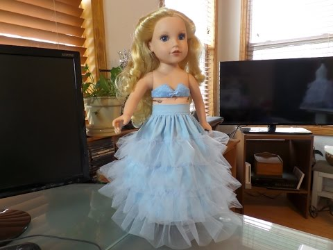 How to Make a Full Doll Slip Pt. 4