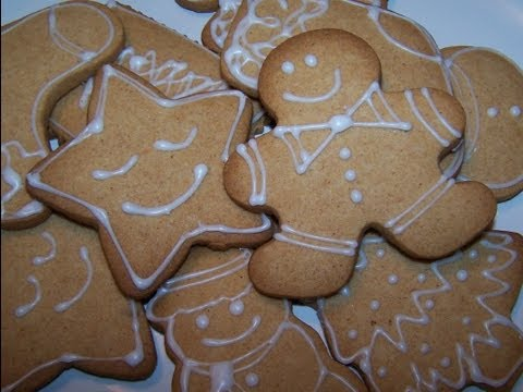 Gingerbread Cookies – Gluten Free Recipe