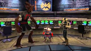 Marvel Heroes 2015 SDCC 2014 Trailer