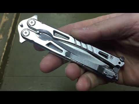 Нож-бабочка JinJunLang JL-12A (балисонг)