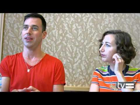 Bob's Burgers Season 4: John Roberts & Kristen Schaal Interview