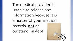 Remove Medical Collections? Using The HIPAA Privacy Rule to Delete Medical Collections