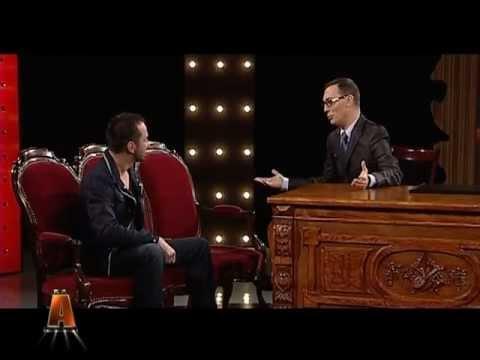 A Show - Elvis Pupa ne A Show - 05 Shkurt 2013 - Vizion Plus - Talk Show