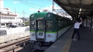 【老兵もLEDライト!】京阪電車 2600系2601編成 準急淀屋橋行き 中書島駅