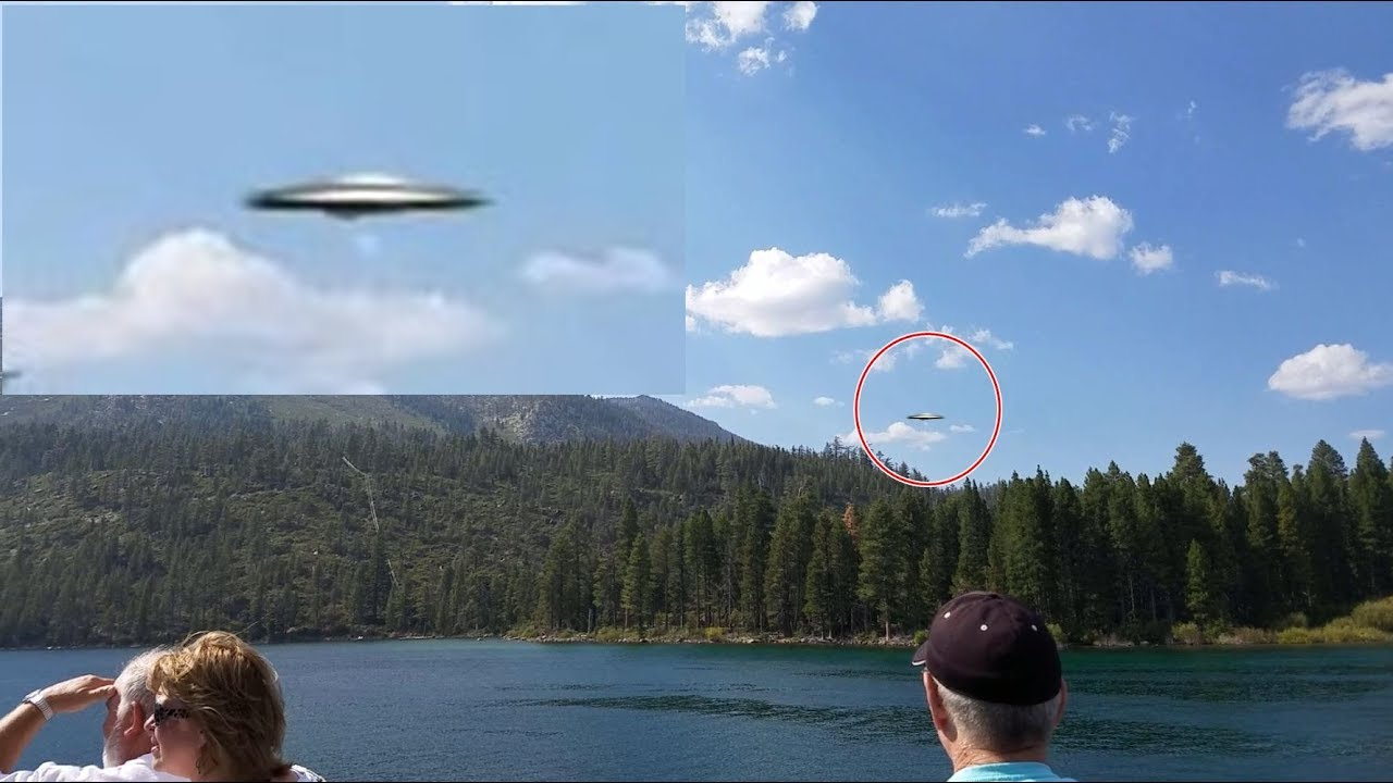 Must watch: UFO over Lake Tahoe, Nevada, USA.