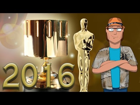 AniMat and the 2016 Oscars & Annie Awards