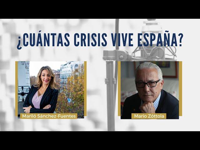 Las CRISIS de España: El presente y el futuro de este país.