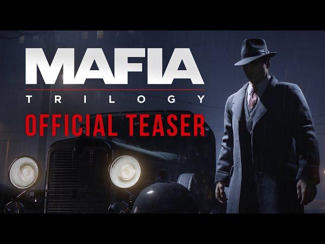 Mafia: Trilogy (видео)