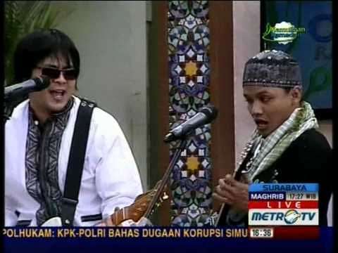POETRA BROTHER Live At Oase Ramadhan (04-08-2012) Courtesy METRO TV